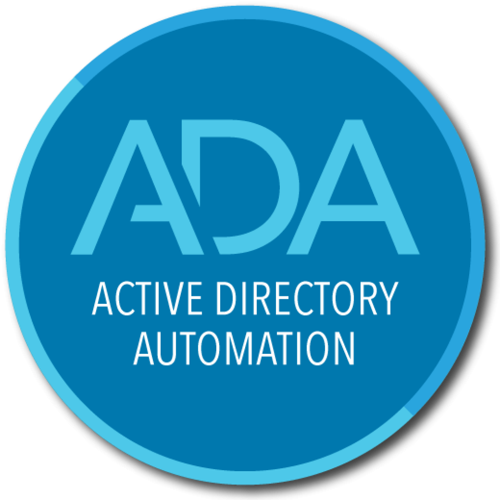 ADA - Active Directory Automation